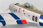 Picture of TPM02 – P47 THUNDERBOLT .61-.91 SCALE 1:7 ½ ARF½ ARF
