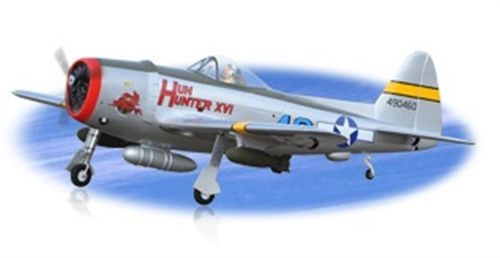 Picture of TPM05 – P47 THUNDERBOLT GP/EP SIZE 30-35CC SCALE 1:6 ¼ ARF