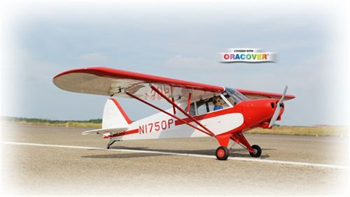 Picture of PH114 – SUPER CUB  PA-18 SCALE 1:4 Size 30cc ARF