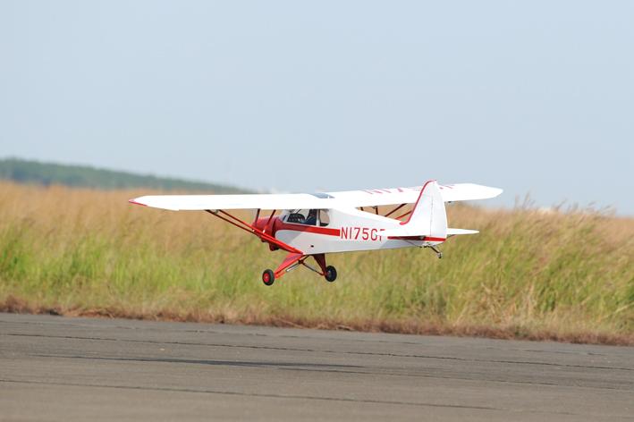 PH114 – SUPER CUB PA-18 SCALE 1:4 Size 30cc ARF