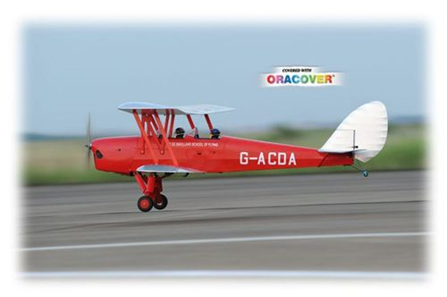 Picture of TPM06 - TIGER MOTH 30CC SCALE 1:4 ARF