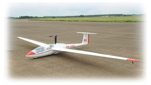 Picture of GL05 - ASK-21 SLS ELECTRIC 6500 ARF 1/2.5 SCALE