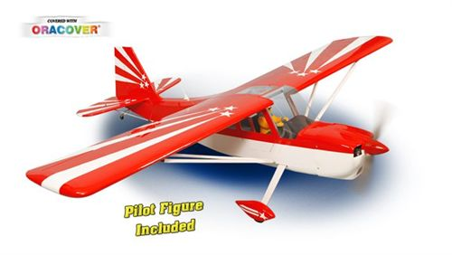 PH164 – DECATHLON Size 120/20CC GP/EP SCALE 1:4 ¼ ARF