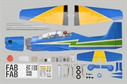 Picture of PH162 - TUCANO 30-35CC GP/EP SCALE 1:5 ½  ARF