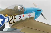 Picture of TPM03 – P51 MUSTANG .61-.91 SCALE 1:7 ¼ ARF